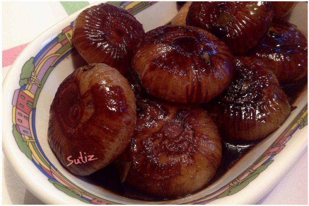 Cipolline in agrodolce al forno sutiz cucinare for Cucinare x celiaci