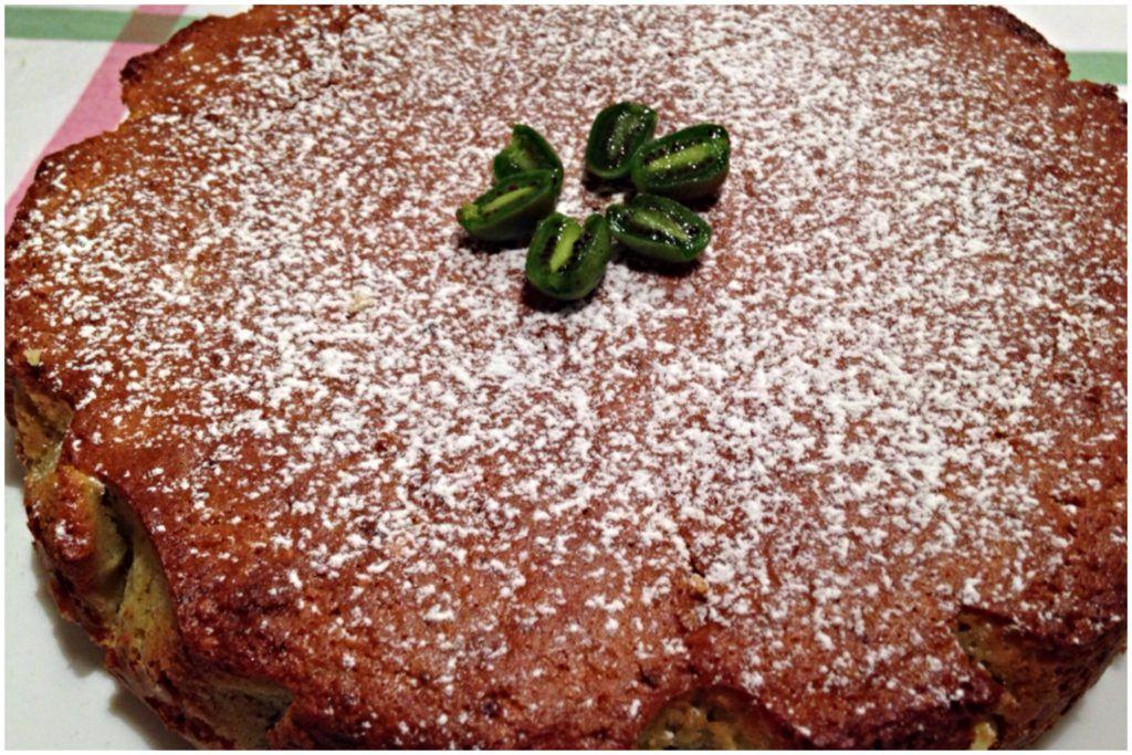 Torta al kiwi sutiz cucinare for Cucinare a 70 gradi